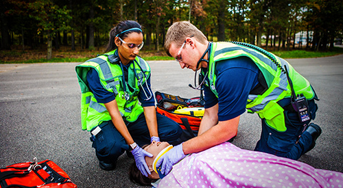 Emergency Medical Technician Intro